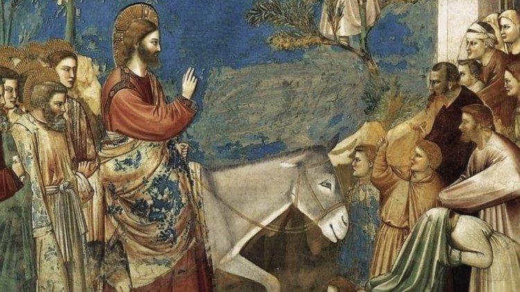 Domingo de Ramos: A entrada triunfal de Jesus em Jerusalém
